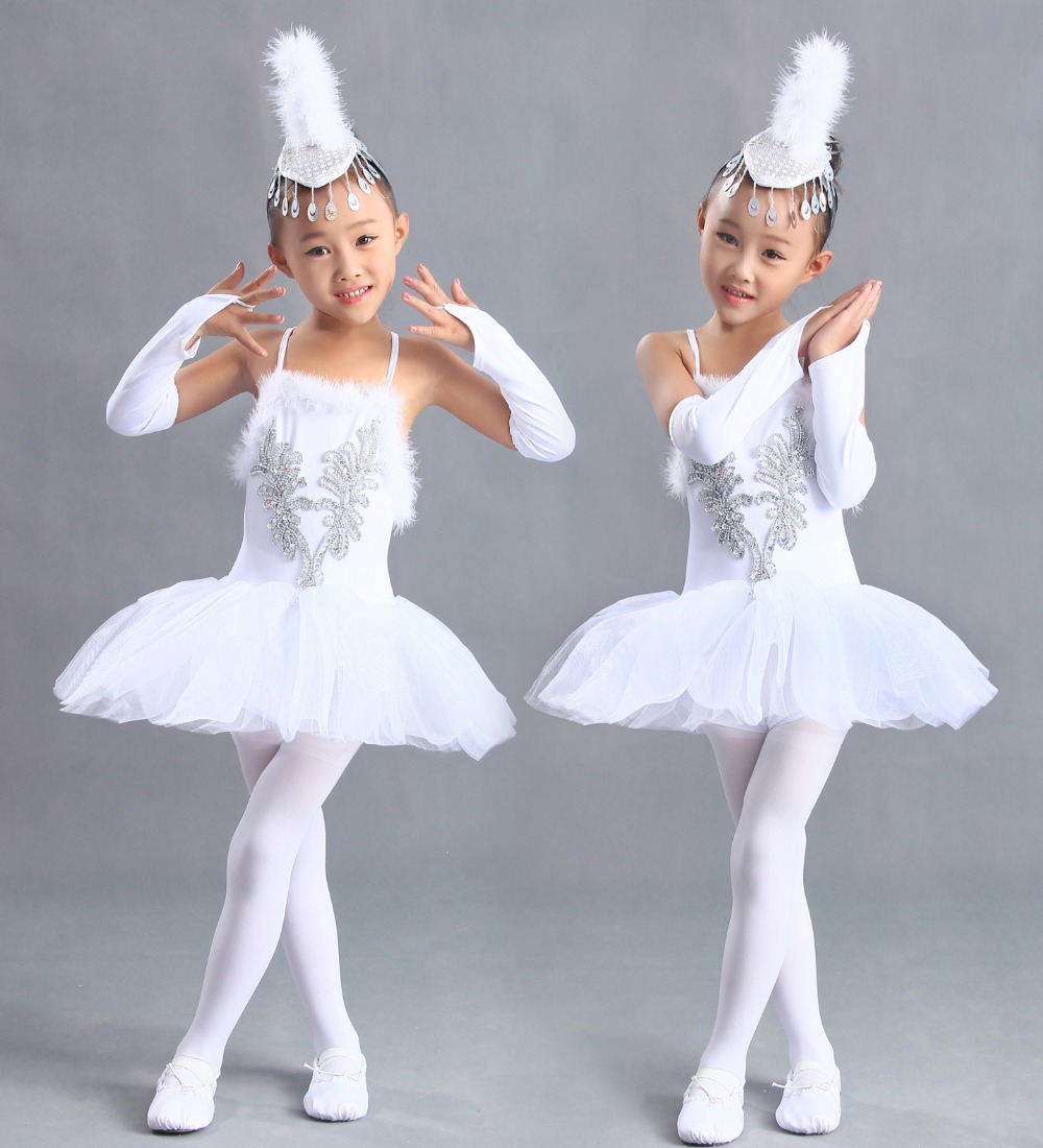 costumes ballet clothes girls suspenders tutu white veil
