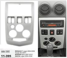11-395 CAR Radio CD DVD installation dash mount kit stereo install for RENAULT Logan , Tondar 90 / Aprio / DACIA Logan