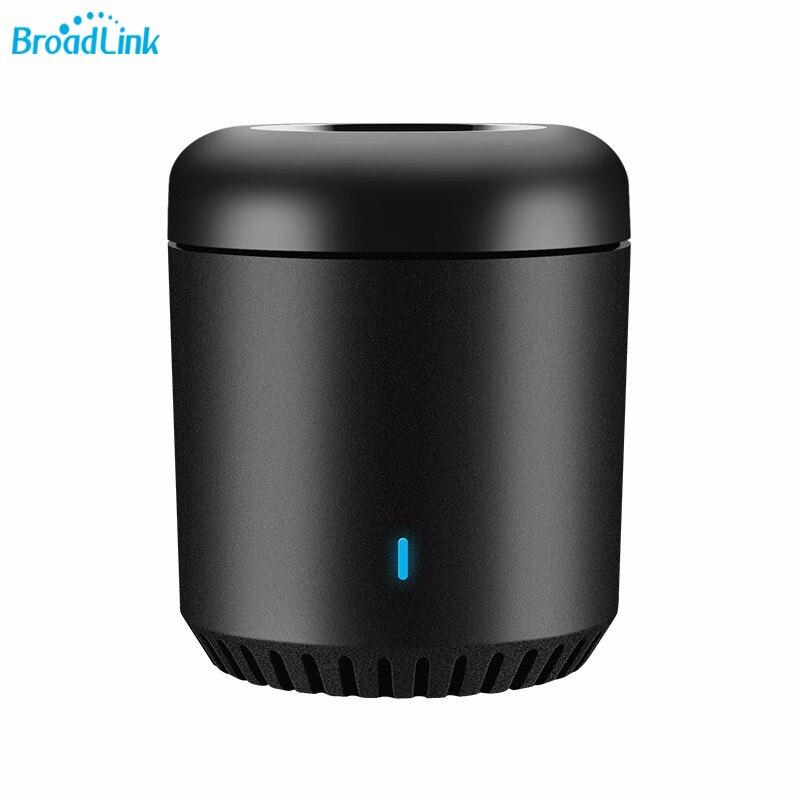 Original Broadlink RM Mini3 Black bean Smart Home Automation Universal Intelligent WiFi/IR/4G Wireless Controller by SmartPhone