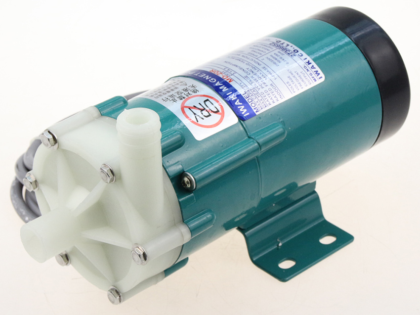 220 MD Corrosion Biochemical Shipping Pump 20R Volts Magnetic Free