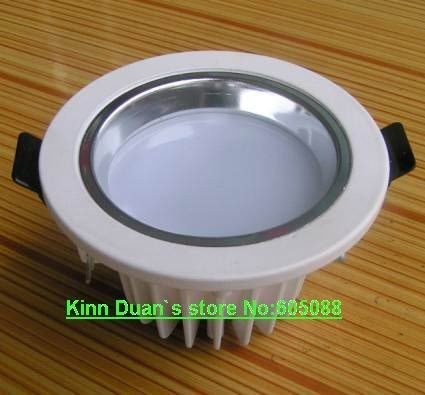 2014 Promotion,3x1w recessed led downlights,AC100-240V,>350lm,diecast aluminum,CE&ROHS,10pcs/lot hot selling!