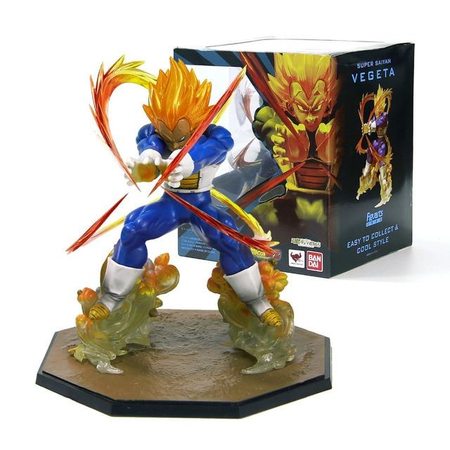 Action Figure Vegeta Dragon Ball Z 4