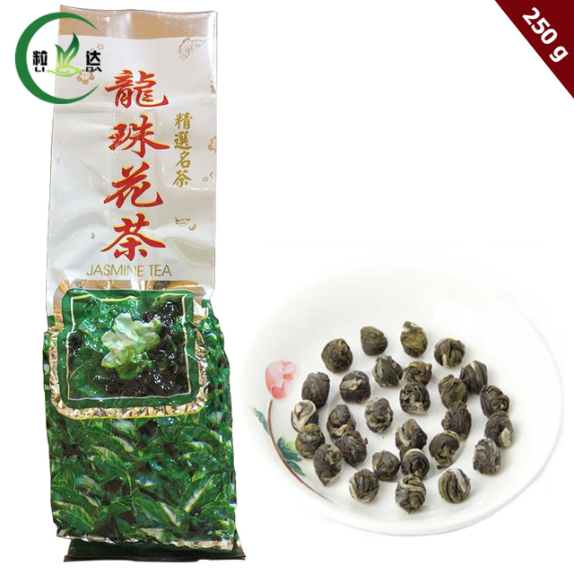 250g Jasmine Dragon Pearl Tea Green Tea