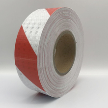 5cmx30m  Car Reflective Material Tape Sticker Automobile Motorcycles Safety Warning Film Stickers