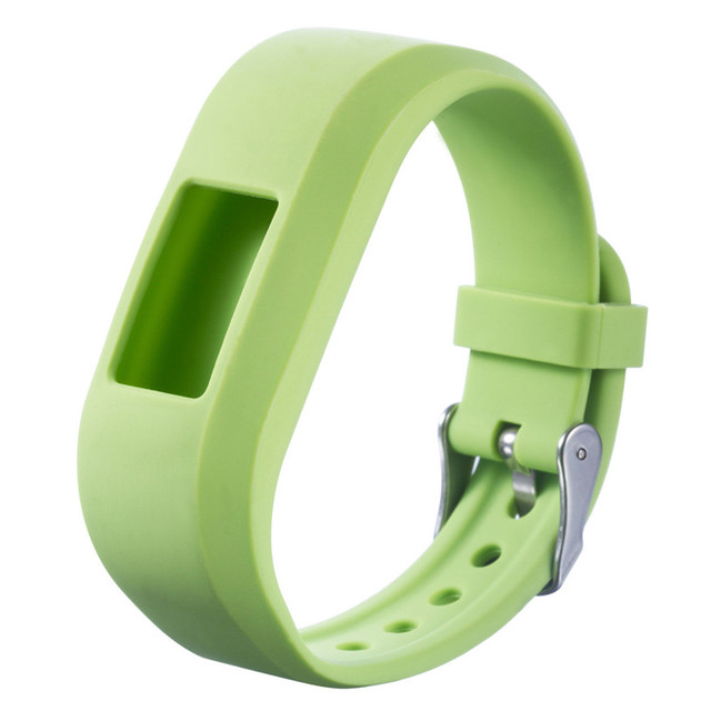 Replacement Sports Silicone Watch Bracelet Strap Band For Garmin Vivofit Jr Junior Kids Fitness Ma20