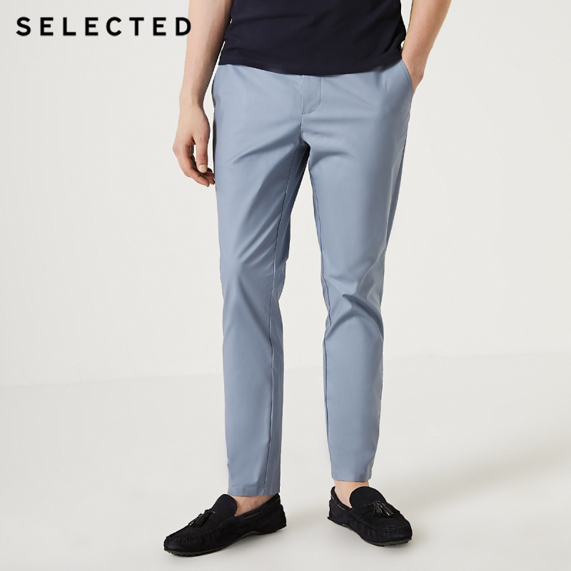 SELECTED Men's Casual Business Pants |419314519