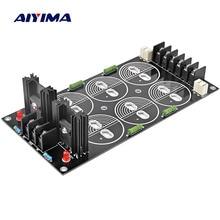 Aiyima redresseur filtre alimentation carte 120A Schottky 40 MM capacité Rectification amplificateur bricolage
