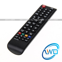 FREE SHIPPING New Remote Control Fit Samsung AA59 00786A UE40F6330AK Smart Player REMOTE CONTROL 3D LCD