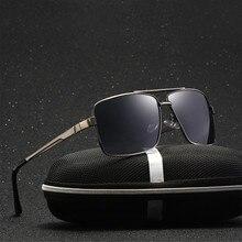 Sunglases Men Polarized 2019 luxury Brand Design UV400 High Quality Driving Sun Glases Male zonnebril mannen