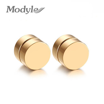 Modyle High Quality Magnetic Stud Earrings For Men 316l Stainless Steel Magnet Earrings Jewelry for Men.jpg 350x350 - Modyle High Quality Magnetic Stud Earrings For Men 316l Stainless Steel Magnet Earrings Jewelry for Men and Women