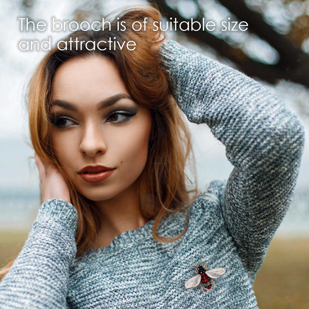 EManco Grossista Smalto Animale & Insetto Farfalla Spille Spilli per Le Donne Vintage Spilla Accessori di Abbigliamento Gioelleria raffinata e alla moda