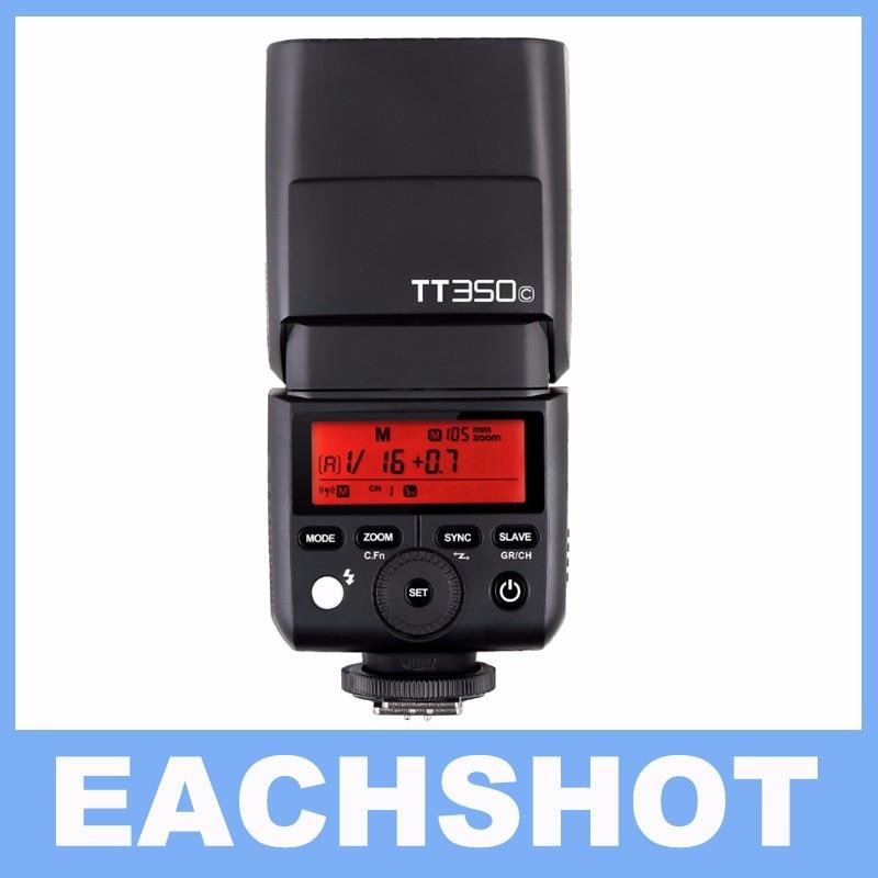 Godox TT350C 2.4G HSS 1/8000 s TTL GN36 Flash Speedlite sans fil pour Canon EOS M M2 M5 M6, pour appareils photo Canon 5D Mark III 80D 70DGodox TT350C 2.4G HSS 1/8000 s TTL GN36 Flash Speedlite sans fil pour Canon EOS M M2 M5 M6, pour appareils photo Canon 5D Mark III 80D 70D