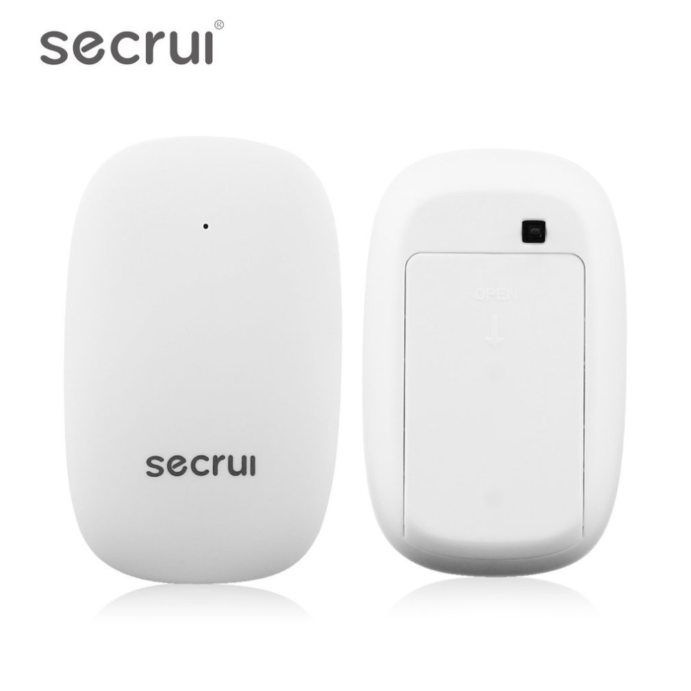 SECRUI Z31 Wireless Home Vibration Detector Shock Door/Window Sensor Alarm For KERUI Security Alarm System