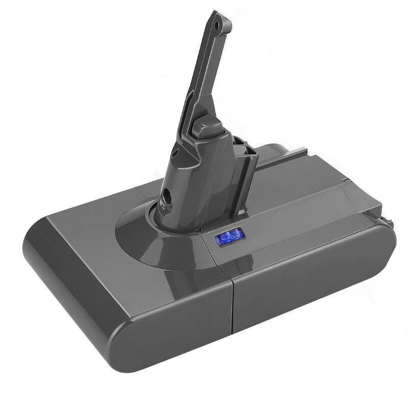 For Dyson V8 Battery V8 6800mAh 21.6V 6.8Ah Absolute Free Shipping
