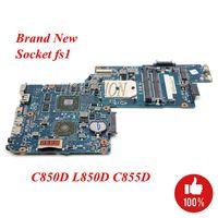 NOKOTION NEW H000050830 Main board For Toshiba Satellite L850D C850D C855D Laptop Motherboard Socket fs1 DDR3 7600M GPU