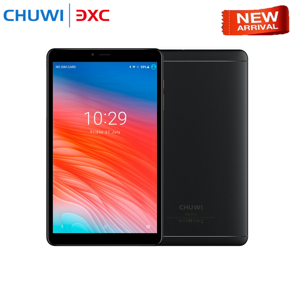 цены CHUWI Hi9 Pro Deca Core 8.4 Inch GPS 3GB RAM 32GB Android 8.0 4G LTE Metal Body Phablet Gaming Tablet PC Phone Call WIFI