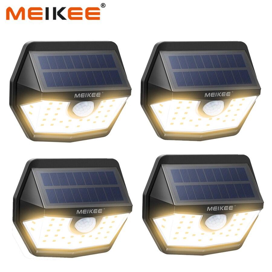 PIR Motion Sensor LED Solar Light Outdoor Waterproof 30leds LED Solar Lamp Energy Saving Street Path Garden Home Security Lamp