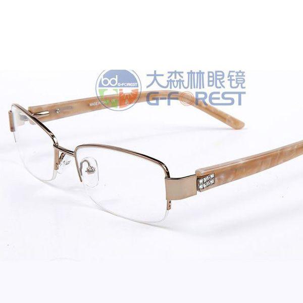 Armações de óculos de prescrição óculos de moda com lentes claras strass óculos prescrição de óculos de alta qualidade SW7004