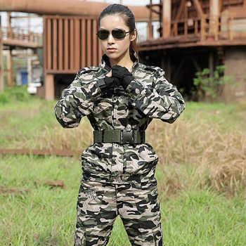 軍服迷彩 Colete Tatico セット戦闘ジャケット貨物パンツ制服 Militar 男性の戦術作業軍スーツ女性