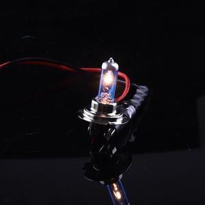 Image 5 - 2 個 H7 55 ワット 12 V ハロゲン電球スーパーキセノン白色フォグランプハイパワー車のヘッドライトランプ車光源駐車