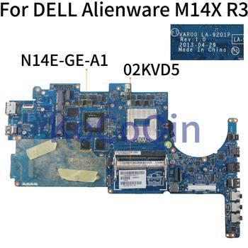 KoCoQin ordenador portátil placa madre para DELL Alienware M14X R3 GTX750M placa...
