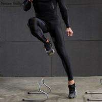 2017Men's & Women's Fitness Pants Fitness Pants Training Pants Yoga Pants Sports Leggings Breathable Jogging Tights