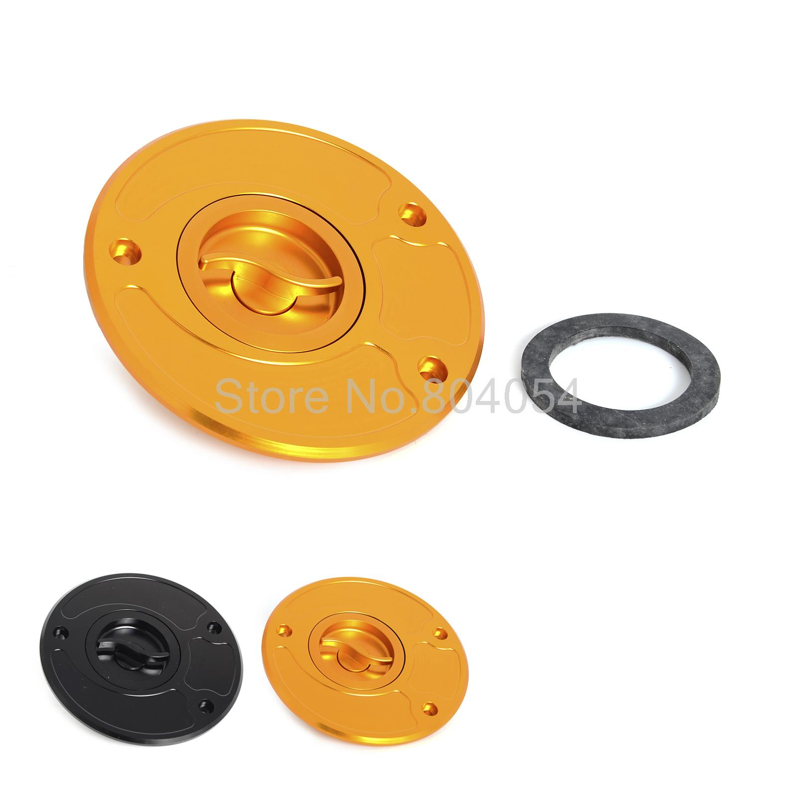 Aluminum Fuel Gas Cap Anodized Fit For Kawasaki Zx6r Zx10r Zx14r 20012006 Round Pin Car Stereo Fascia Surround Wiring Fitting Kit Er6f N Versys 650 Z750 R Z800 Z1000