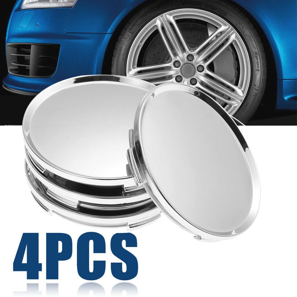 4 Pcs CENTRE CAP HUB CAP WHEEL 63mm OR 2,5