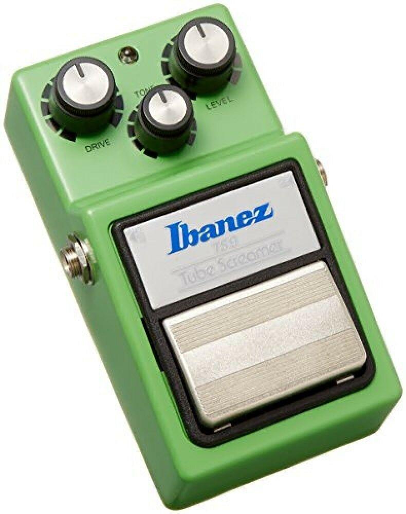 Ibanez TS9 Tube Screamer guitare électrique effet pédale classique distorsion/Overdrive guitare Stompbox effet
