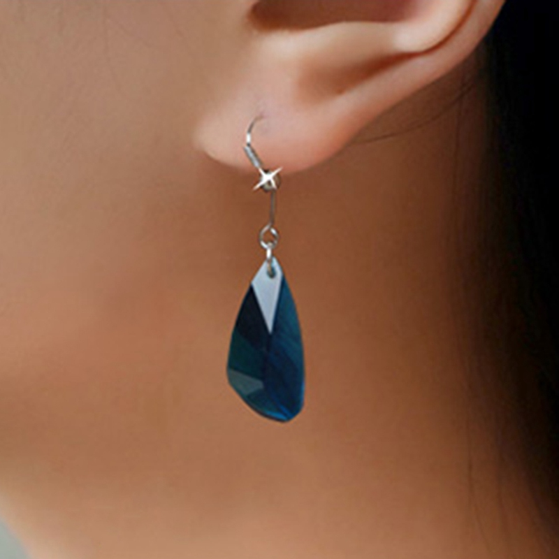 Geometric Jewelry Mold Pendant Earring Silicone Resin Craft Making Tool Handmade