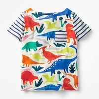 Little maven 2-7 ans dinosaure bébé enfants garçons t-shirt été nouveauté enfants garçons fille vêtements coton Cabritos Ropas