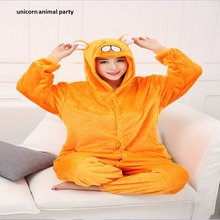 Kigurumi Flannel Onesie Unisex Adult Animal Hamster Pajamas Cosplay Costume Pyjamas  Sleepwear jumpsuits hoodies