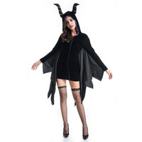 2017 Sexy Costume Halloween Dress Costume Sexy Witch Vampire Costume Women Masquerade Party Halloween Costume Cosplay