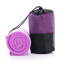 Microfibre Quick  Dry Towel With Bag