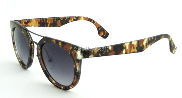 Ultra-light CR39 Sunglasses Fashion Women Brand Designer Sunglasses Luxury Anti-uv Sunglasses 2052