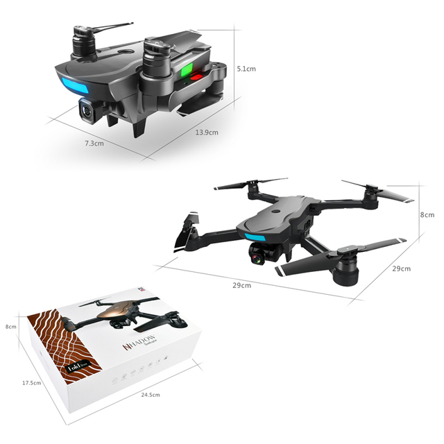 ZWN CG033 Brushless FPV Quadcopter With 1080P HD Wifi Gimbal Camera Or No Camera RC Helicopter Foldable Drone GPS Dron Kids Gift-in RC Helicopters from Toys & Hobbies on Aliexpress.com | Alibaba Group
