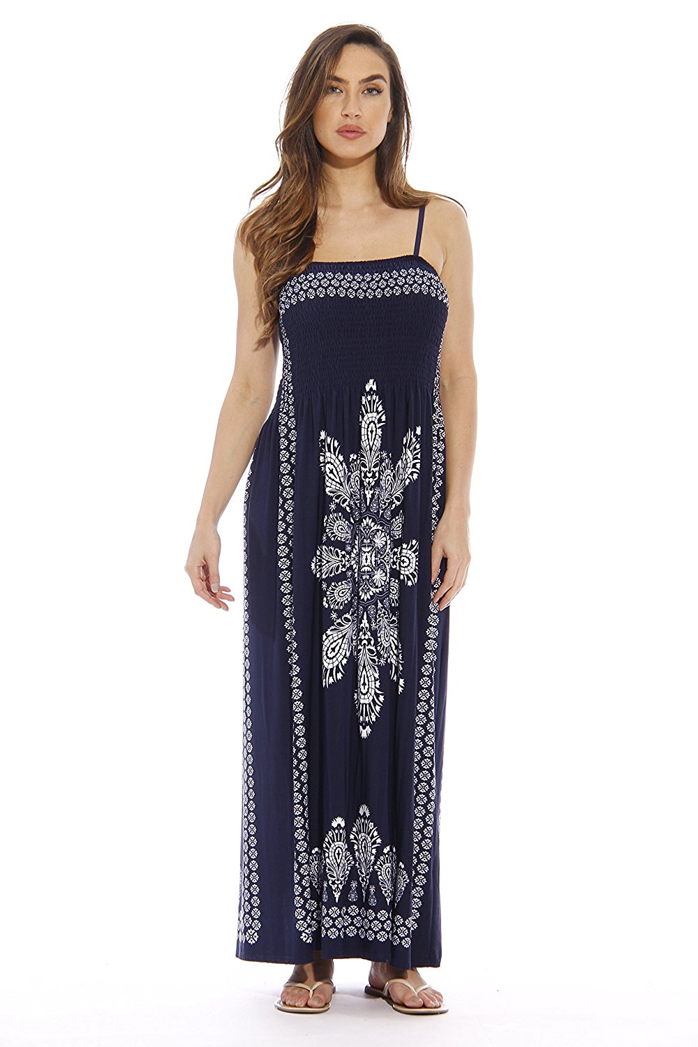 Maxi dresses in petite lengths