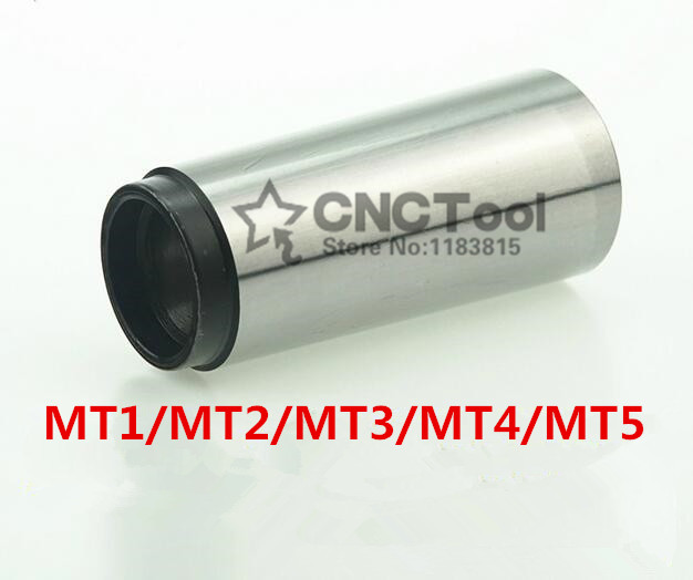 1 PCS No Flat Tail Choose MT1 MT2 MT3 MT4 Morse Taper Adapter / Reducing Drill Sleeve , Morse Taper Sleeve,Machinery Accessories