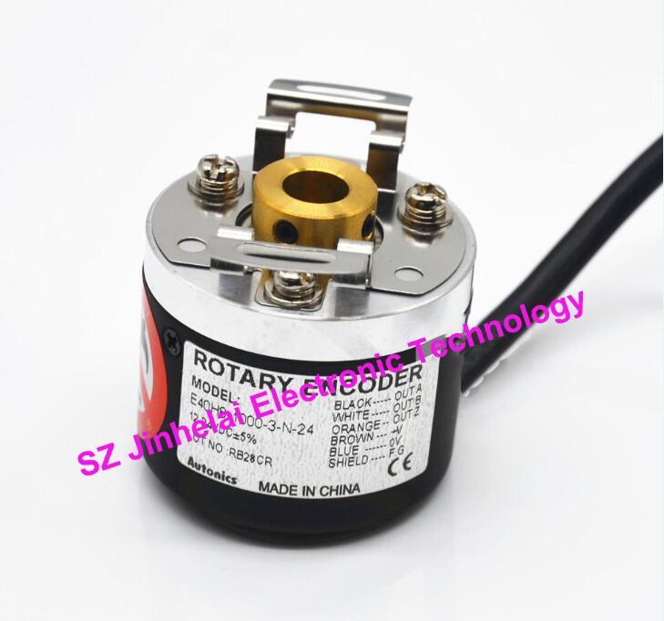 все цены на  E40H8-1000-3-T-24, E40H8-500-3-N-24   New and original  AUTONICS  ENCODER  12-24VDC  онлайн