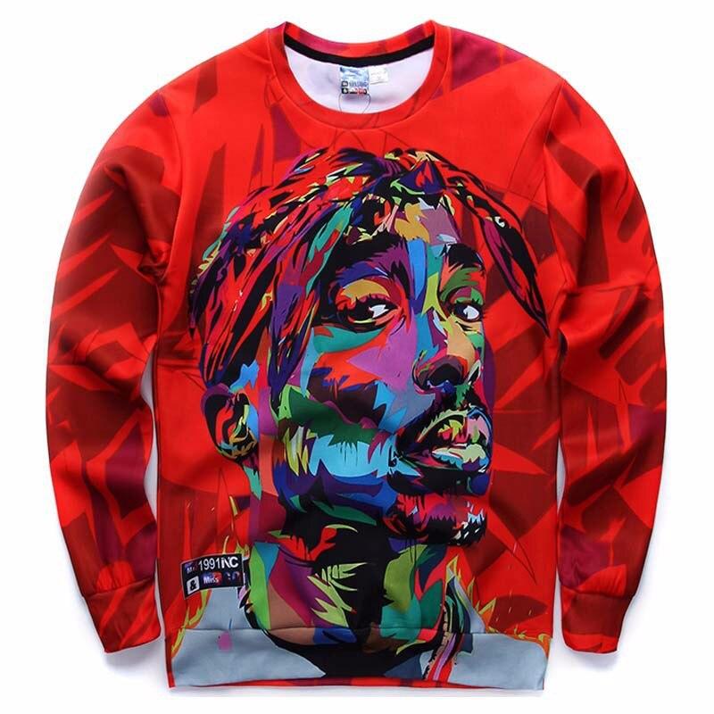 Hip hop 3d sweatshirt for men autumn pullovers print rapper Tupac Hip hop 3d sweatshirt for men autumn pullovers print rapper Tupac HTB1BpPSIVXXXXbsXVXXq6xXFXXXz