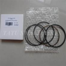 65mm PISTON RINGS SET FOR BRIGGS & STRATTON 3.5HP 3.75HP 4.0 HP 4.5HP 4 STROKE MOTOR CYLINDER COMPRSSION OIL RING PUMP MOWRES(China)