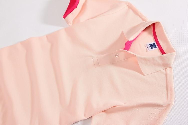 Brand New Men's Polo Shirt High Quality Men Cotton Short Sleeve shirt Brands jerseys Summer Mens polo Shirts 77