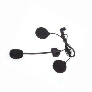 Image 4 - 2Pcs T Max Motorfiets Groep Talk Intercom Systeem 1000M 6 Riders Bt Interphone Bluetooth Helm Headset Bluetooth 4.1 W/Fm Radio