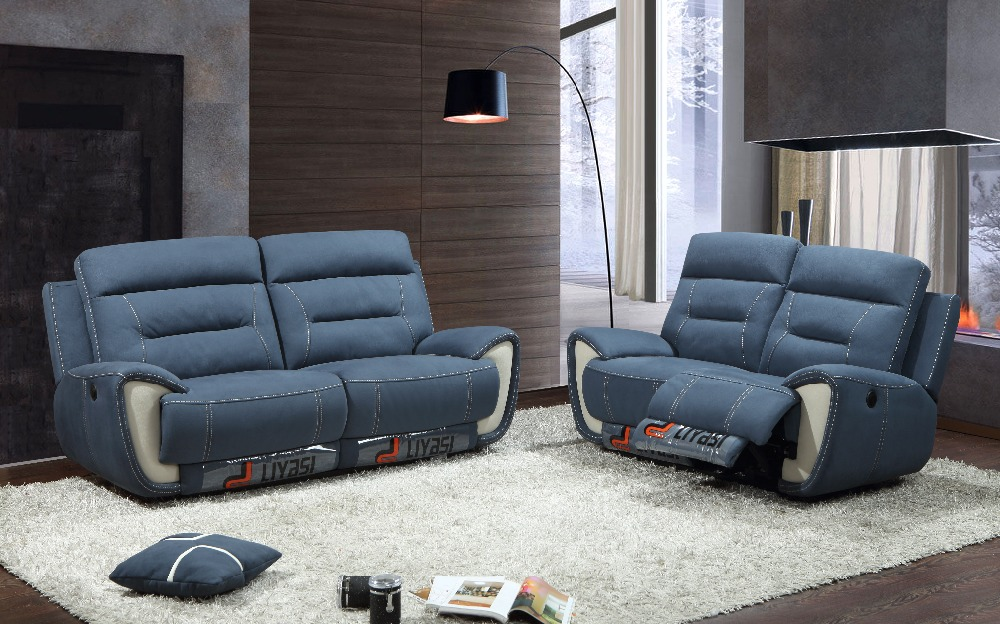 Modern Living Room Sofa Furniture For 3 2 1 Seat YB682 In