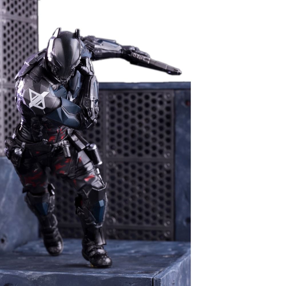 ФОТО Anime Figurine Crazy Toys Superhero Batman Arkham Knight Action Figure 7.5