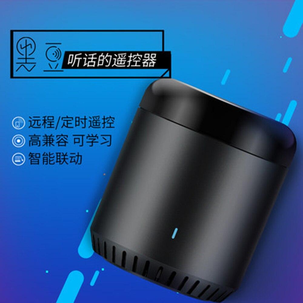 2017 New Original Broadlink RM Mini3 Universal Intelligent WiFi/IR/4G Wireless Remote Controller Via Phone Smart Home Automation