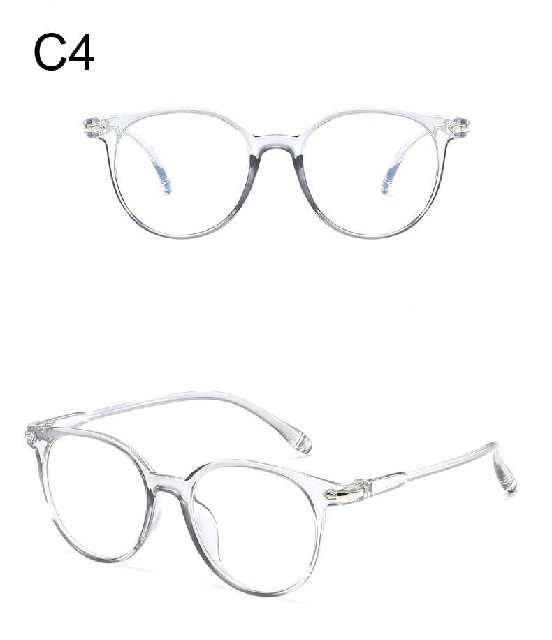 3630f98f546 Dropwow Korean Fashion Clear Glasses Frame Anti Blue Light Glasses ...