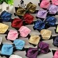 SHENNAIWEI 2014 nuevos Hombres de poliéster jacquard estilo Coreano al por mayor de la corbata pajarita informal destaca borboleta
