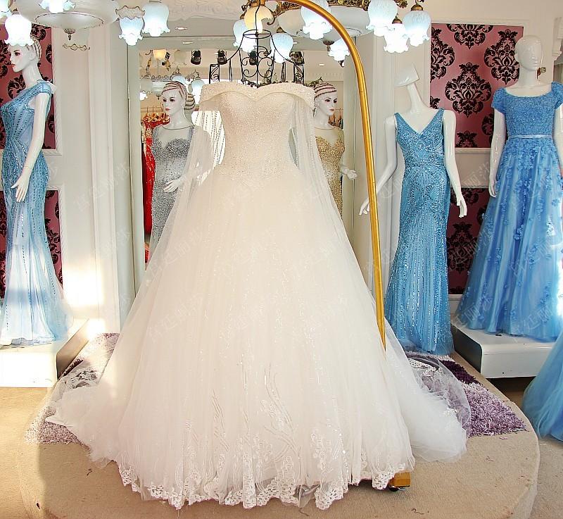 فساتين زفاف راااقيه ونااعمه Wedding Dresses