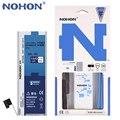 Nohon bateria 1440 mah capacidade real para apple iphone 5 5g máquina de reparo ferramentas presente de alta qualidade baterias iphone5